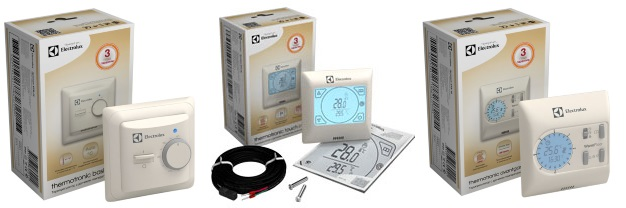 Выбирайте терморегулятор для теплого пола в зависимости от ваших потребностей в регулировке и в точной настройке.